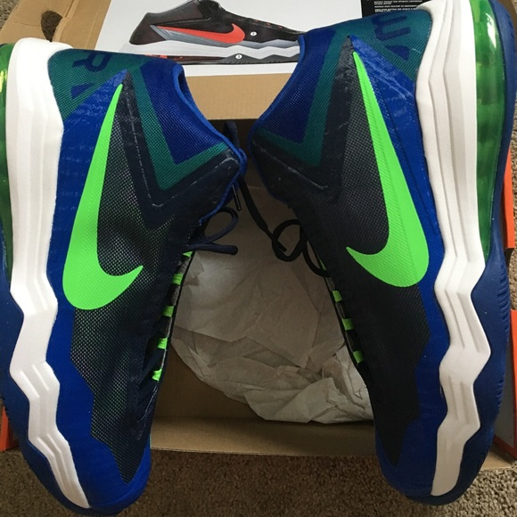 12783057d510 Brand New Nike Air Max Audacity Basketball Shoes